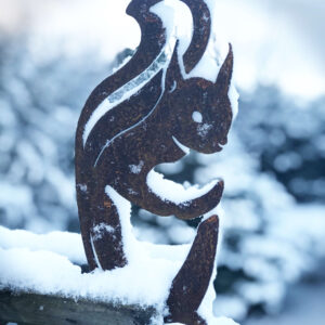 squirrel garden decoration decorative outdoor garden ornaments